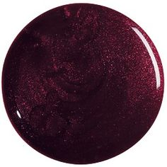 SpaRitual Spice Of Life Nail Lacquer | Wine red shimmer