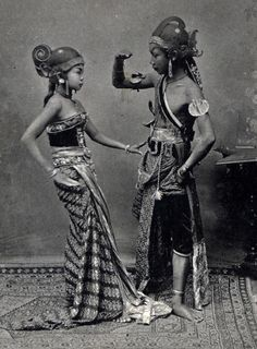 Wayang wong indonesian dancers www.BaliFloatingLeaf.com