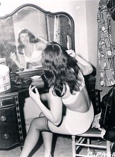 Vintage vanity, Fall 2012: Rendez-vous; This will be me!