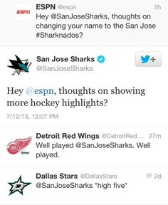 NHL rivalries don't exist when it comes to hating on ESPN.