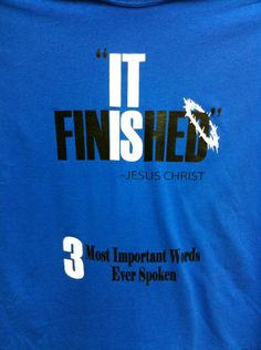 Christian T-shirt- Inspired by Bible Scripture John So when Jesus had… Christian Shirts, Christian Quotes, Cute Quotes, Best Quotes, Bible John, Church Fundraisers, Favorite Bible Verses, Shirts With Sayings, Quotes To Live By