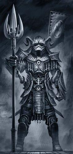 Samurai Stormtrooper Artwork