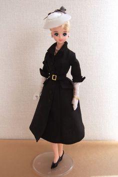 Jenny and I: コートドレス Coat Dress