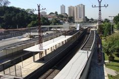 Pirituba -- Estações Ferroviárias do Estado de São Paulo