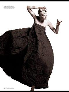 Elena Melnik for Vogue Netherlands May 2015