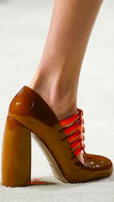 Miu Miu Fall 2015 RTW detail ♔THD♔