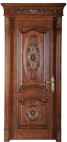 GJC-0001A Wooden Front Door Design, Door Gate Design, Wood Front Doors, Window Design, Wooden Doors, Entry Doors, Door Texture, Traditional Front Doors, Modern Exterior Doors