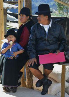 Indigenous ecuador saraguro