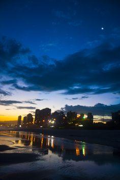 Barra da Tijuca, Rio de Janeiro, Brazil by Giovani Cordioli