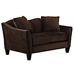 Dear Abbie, I need a versatile, rich, finely constructed upholstered loveseat that's proportioned just for smaller spaces and cozy nooks, yet somehow holds up to real, everyday life. Any suggestions?
