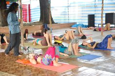 Our team has designed the yoga retreats in such a way that it can be customised to suit your preferences. http://www.patanjaliyogateachertraining.com/yoga-retreats-schedule.html