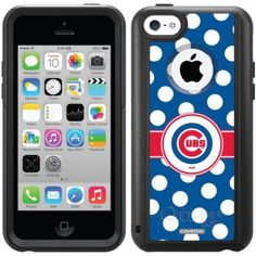 iPhone 5c OtterBox Commuter Series MLB Case, Multicolor