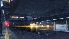 Animated gif uploaded by ❀ 𝑳𝒂𝒌𝒊 ❀. Find images and videos about gif, anime and 5 centimeters per second on We Heart It - the app to get lost in what you love. Your Name Wallpaper, Original Wallpaper, Hd Wallpaper, Gif Lindos, The Garden Of Words, Makoto, Anime City, Anime Scenery Wallpaper, Landscape Wallpaper