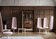 stone designs mimics flower petals in skandiform chair - designboom | architecture