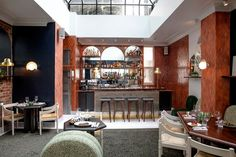Henrietta Hotel London: The Experimental Cocktail Club's new 18-room boutique hotel their first in the capital