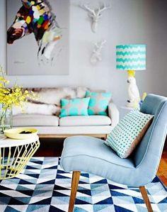 Arredare casa con il colore (Foto 4/40) | Designmag