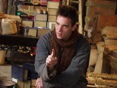 Still of Jonathan Rhys Meyers in The Children of Huang Shi (2008)