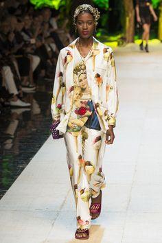 Défilé Dolce & Gabbana Printemps-été 2017 33