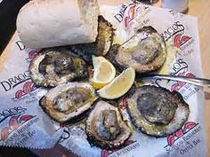 Drago's Grilled Oysters - not an oyster fan, but Shawn Martin will be tearing these UP in about 40 days. :)