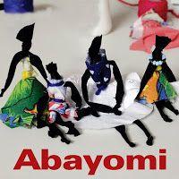 ALDEIA: ::: ABAYOMI