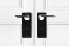 Please Disturb - Alexander Wang Objects Collection No. 6