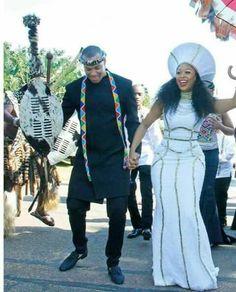 Zulu Traditional Wedding Dresses South Africa For Woman - Fashion Wedding Dresses South Africa, African Wedding Attire, South African Weddings, African Attire, African Wear, African Dress, Nigerian Weddings, African Women, Zulu Traditional Wedding Dresses