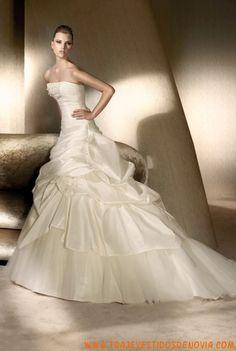 Carey Ballgown Vestido de Novia