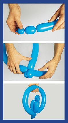Luftballontiere selber machen - Bastelanleitungen gibt's bei GEOlino.de!