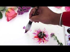 HOW TO FIND YOUR STYLE- Watercolor painting talk through
