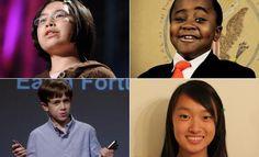 4 inspiring kids imagine the future of learning: http://t.ted.com/9DJiTBx