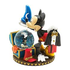 #MickeyMouse #Snowglobe I have this one.