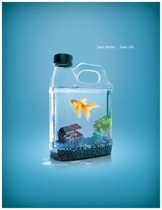 water life | Theme : Will be about Saving Water..