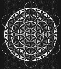 Gilchrist: Your Sacred Geometry Coloring Book: Open-Eyed Meditation / Sacred Geometry