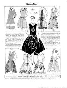 La Femme de France 11/06/1927