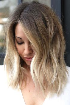 Are you familiar with a balayage blond technique? We have collected latest ideas just for you! #balayage #balayageblonde