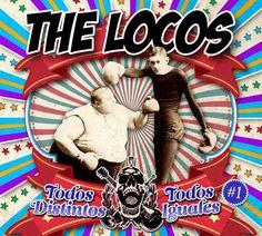 """THE LOCOS nos desvela detalles de su nuevo disco """"Todos distintos, todos iguales"""""""