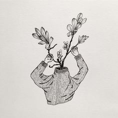 """1000drawings: """"by  Geffen Refaeli """""""