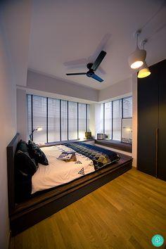 Platform bed https://blog.qanvast.com/the-war-of-renovation-budget-for-bto/