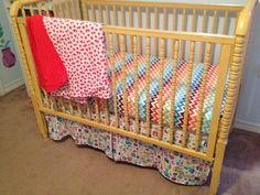 Gnome Life Crib Bedding Set Baby Toddler by BeachBabyCouture