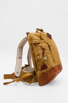 classic backpack styling