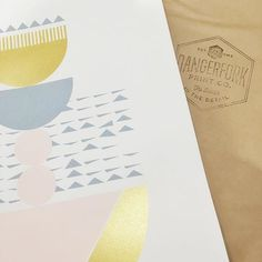 Our small batch screen prints are designed by us & expertly printed by our…