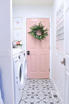 DIY Laundry Room Mak