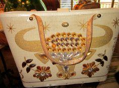 Enid Collins Taurus handbag