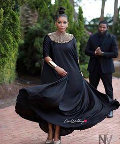 Pre-Wedding Shoots we love African Wedding Attire, African Attire, African Wear, African Dress, African Inspired Fashion, African Fashion Dresses, Xhosa Attire, 90s Fashion, Fashion Ideas