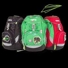 ergobag pack – <br/> Der ergonomische Schulrucksack