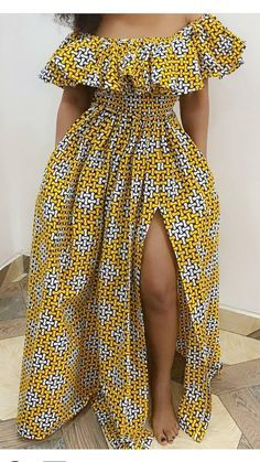 Tunga Latest African Fashion Dresses, African Print Dresses, African Dresses For Women, African Print Fashion, African Attire, Women's Fashion Dresses, African Women, Best African Dress Designs, African Print Clothing