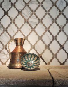 {Design Material} Tabarka Tile