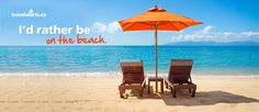 Destination: I'd rather be on the beach