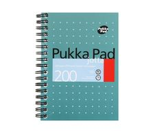 Pukka Jotta Pad A6 80gsm Ruled With Margin 200 Pages 100 Sheets