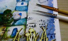 Творческая мансарда Элен: Свежий бриз Tableware, Crafts, Dinnerware, Manualidades, Tablewares, Handmade Crafts, Dishes, Craft, Place Settings
